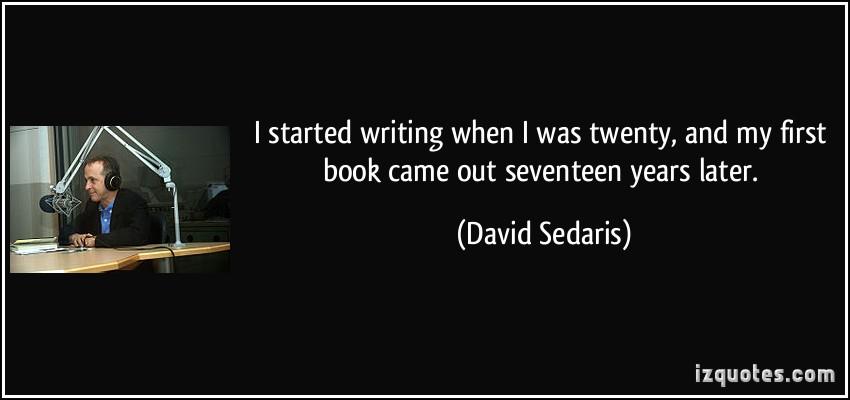 David Sedaris's quote #8