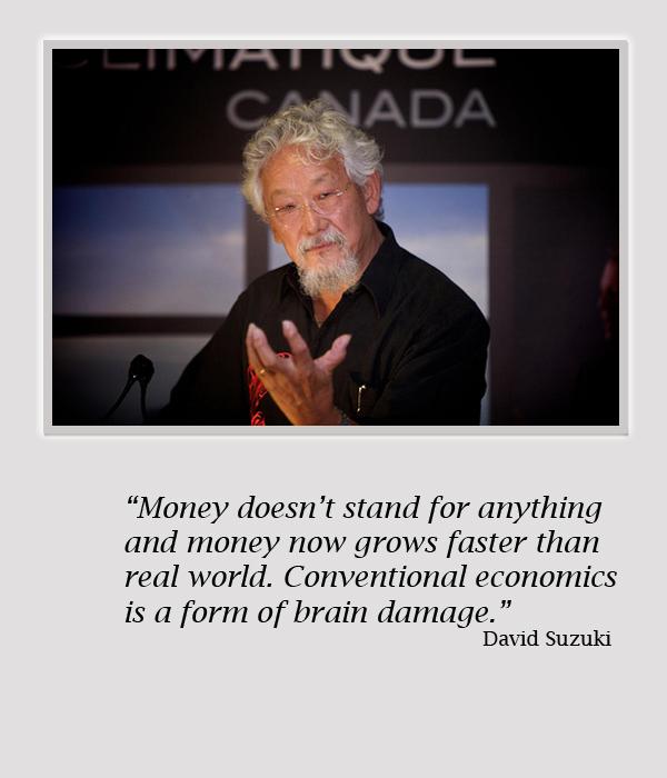 David Suzuki's quote #4