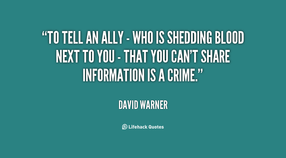 David Warner's quote #5