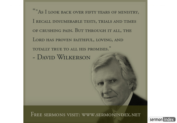 David Wilkerson's quote #1