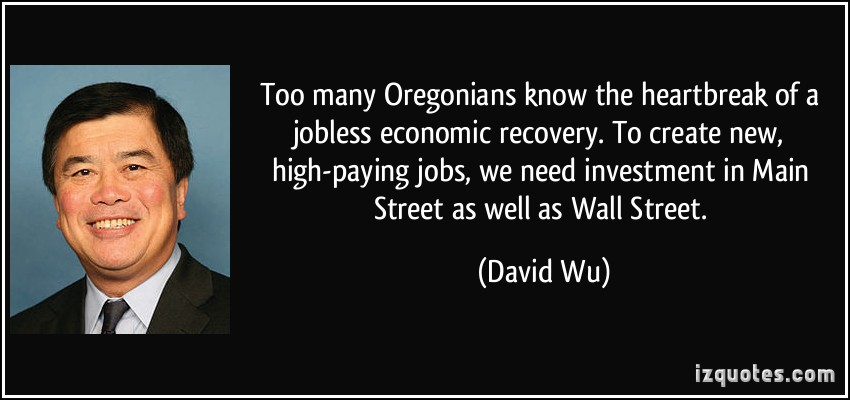 David Wu's quote