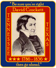 Davy Crockett's quote #2