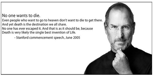 Deathbed quote #2