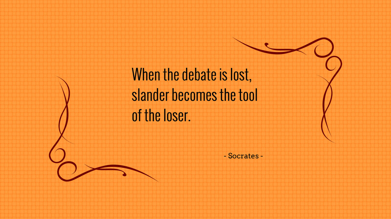 Debate quote #2