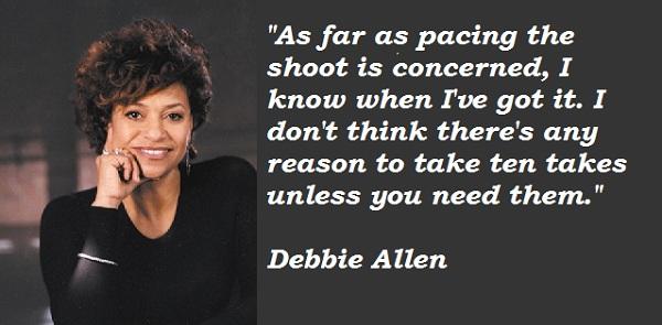 Debbie Allen's quote #6