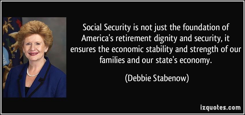 Debbie Stabenow's quote #1