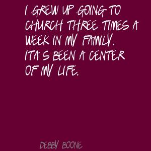 Debby Boone's quote #3