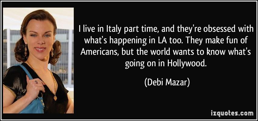 Debi Mazar's quote #5