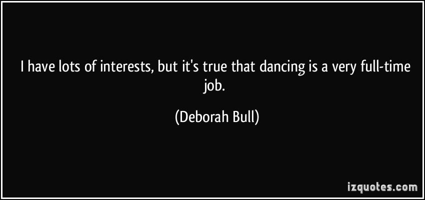 Deborah Bull's quote #1