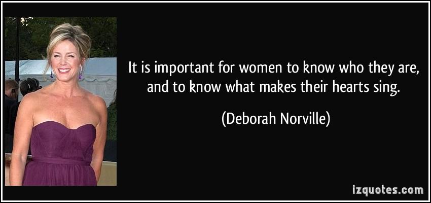 Deborah Norville's quote #2