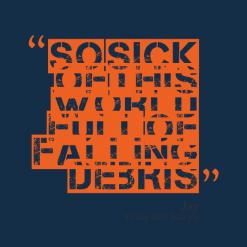 Debris quote #1