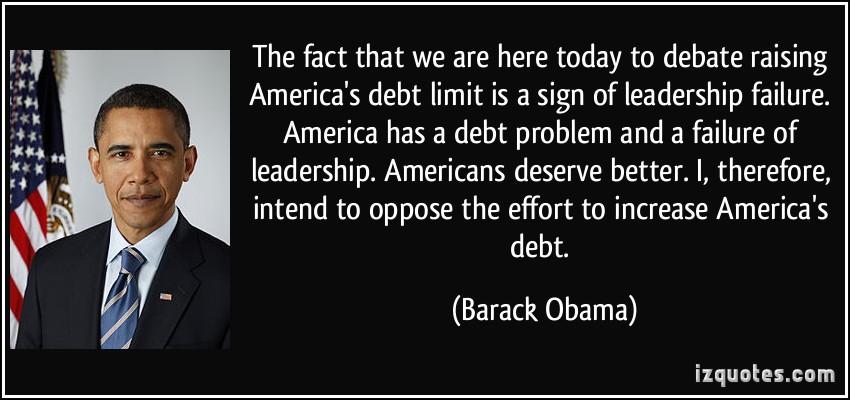 Debt Limit quote #2