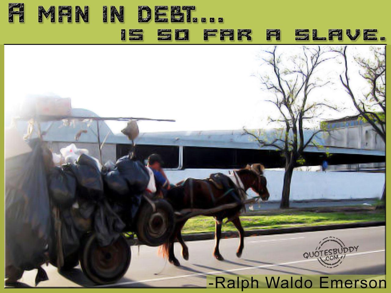 Debt quote #3