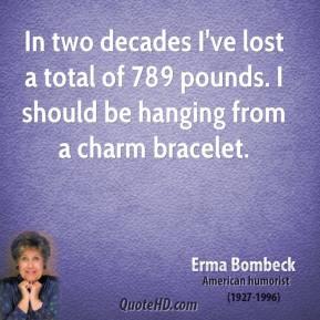 Decades quote #3