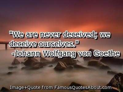 Deceive quote #1