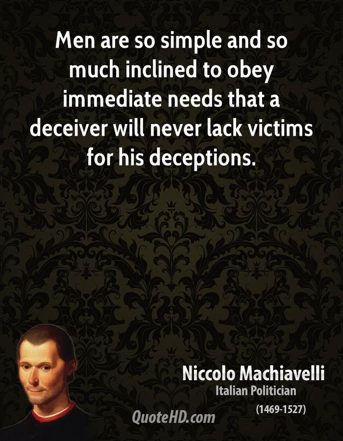 Deceiver quote #2