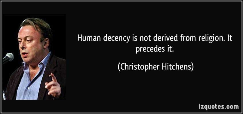 Decency quote #1