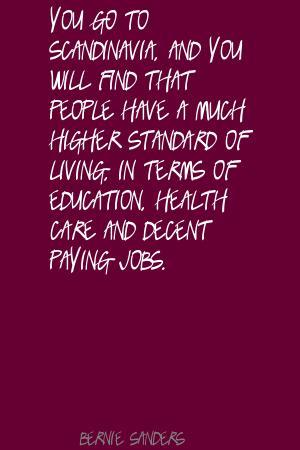Decent Standard quote #2