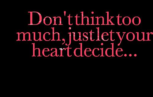 Decide quote #5