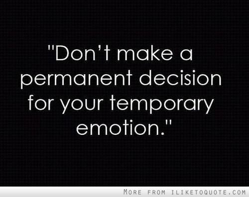 Decisions quote #6
