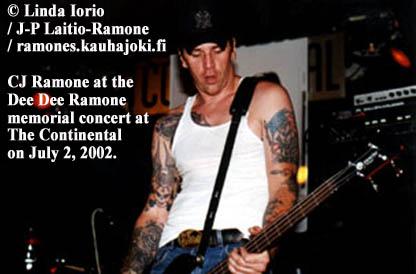 Dee Dee Ramone's quote #2