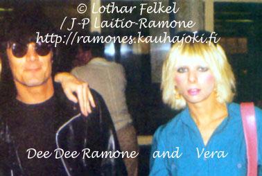 Dee Dee Ramone's quote #8