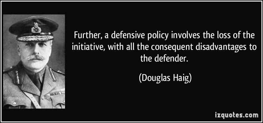 Defensive quote #4