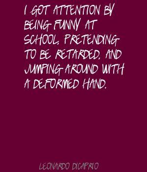 Deformed quote #2
