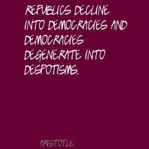 Degenerate quote #1