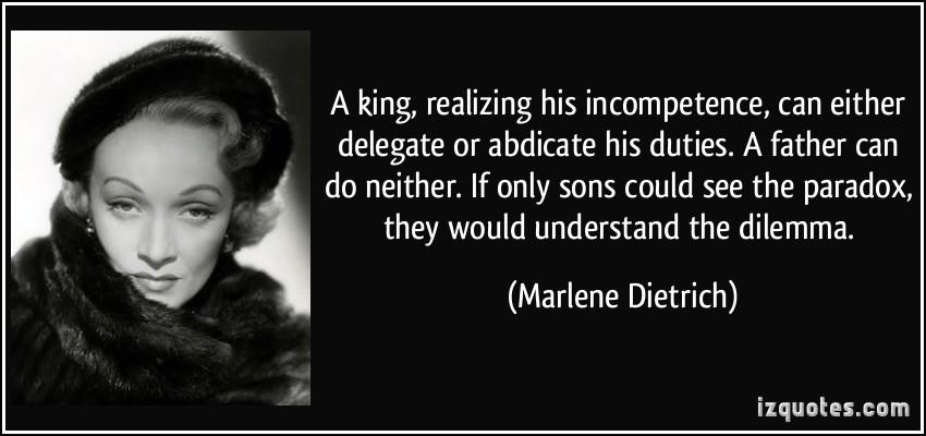 Delegate quote #1