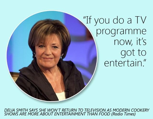 Delia Smith's quote #1