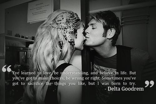 Delta Goodrem's quote
