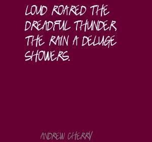 Deluge quote #2