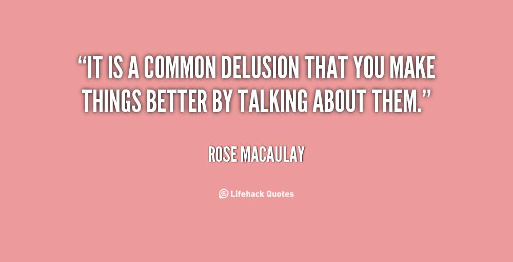 Delusion quote #6