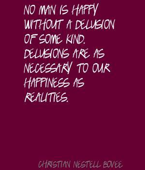 Delusions quote #3