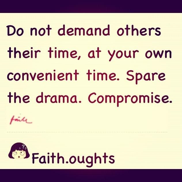 Demanding quote #5