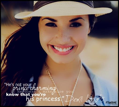 Demi Lovato's quote #7