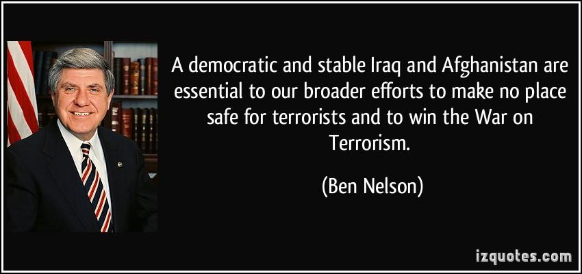 Democratic Iraq quote #2