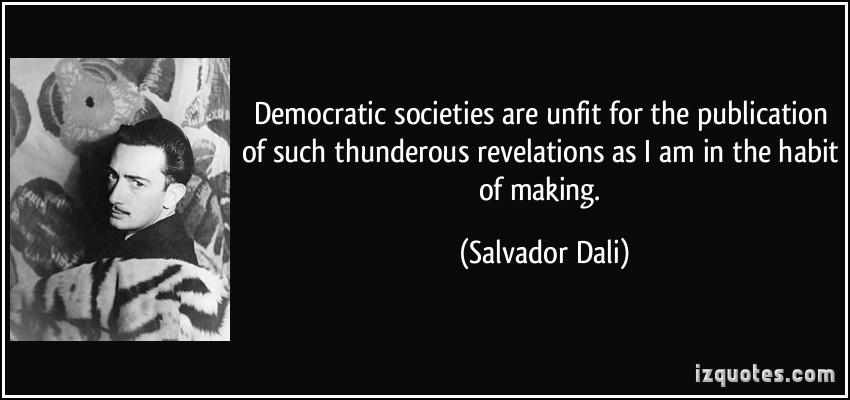 Democratic Societies quote #1