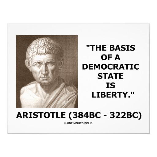 Democratic State quote #1