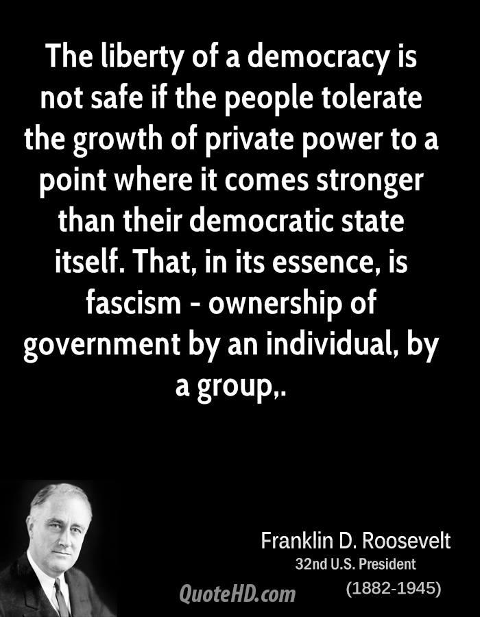 Democratic State quote #2