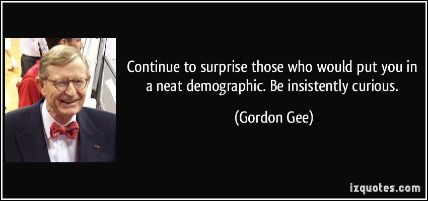 Demographic quote #1
