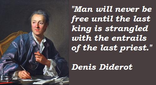 Denis Diderot's quote #1