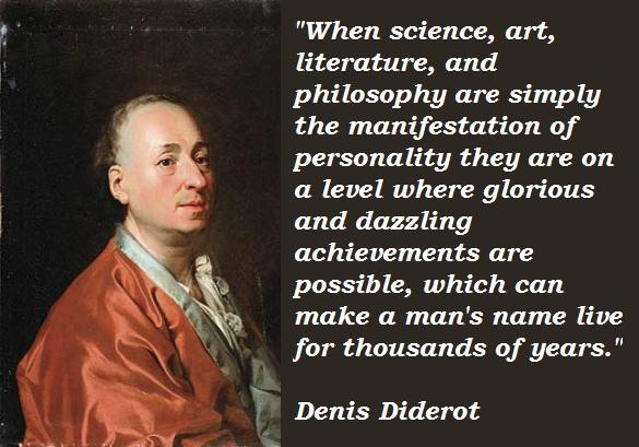 Denis Diderot's quote #2