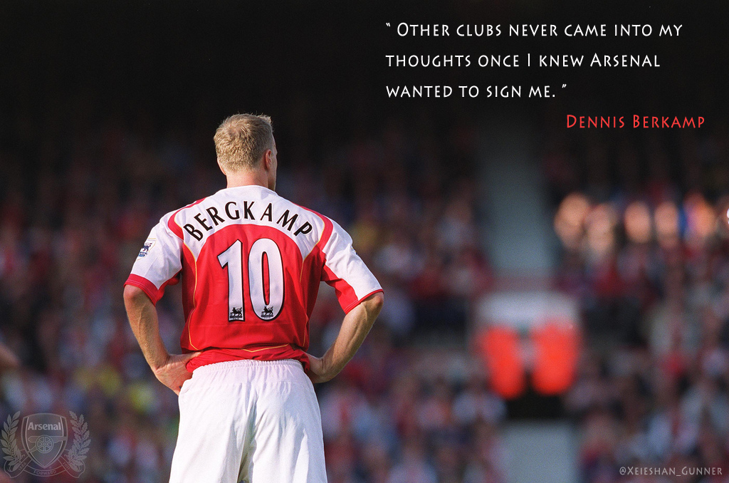 Dennis Bergkamp's quote #3
