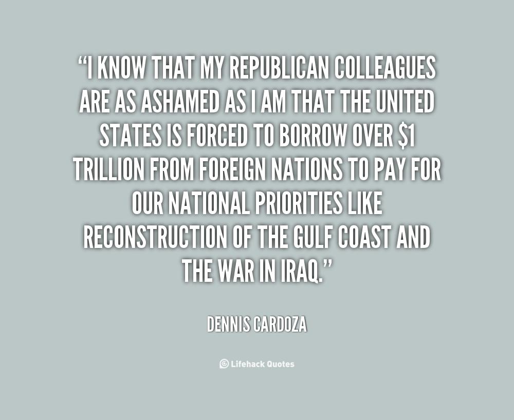 Dennis Cardoza's quote #3