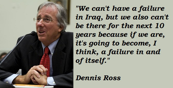 Dennis Ross's quote #2