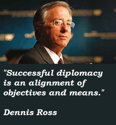 Dennis Ross's quote #4