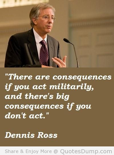 Dennis Ross's quote #6