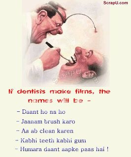 Dental quote #1